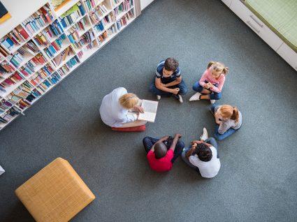 Programa Rede de Bibliotecas Escolares
