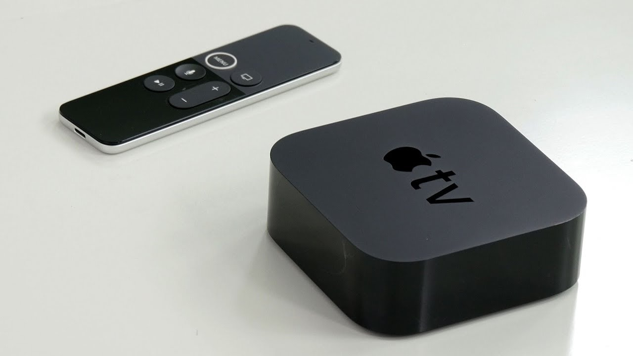 Box da Apple TV para a MEO
