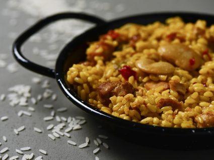 arroz à valenciana