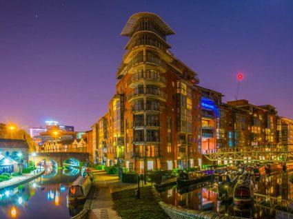 Centro de Birmingham