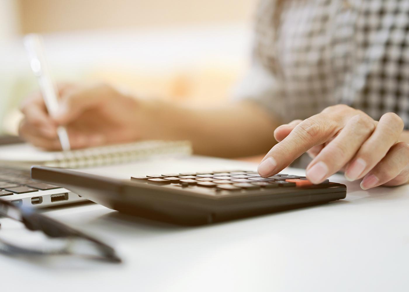calcular salário