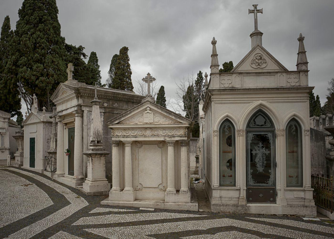 Cemitério histórico dos Prazeres