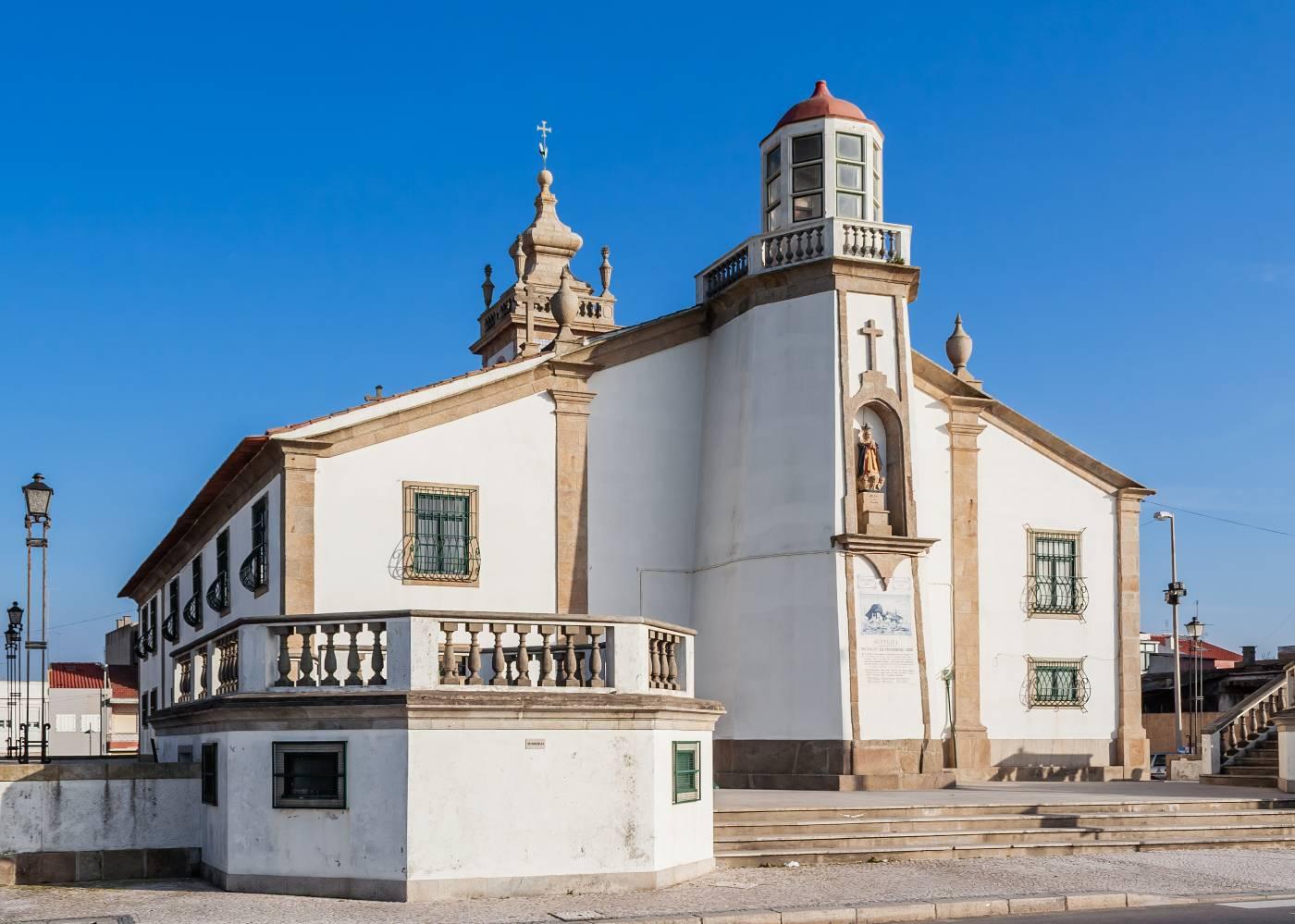 Póvoa de Varzim onde nasceu Eça de Queiroz
