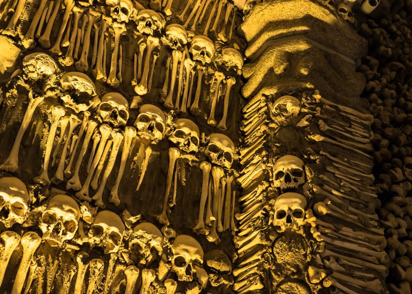 Capela do Ossos em Évora