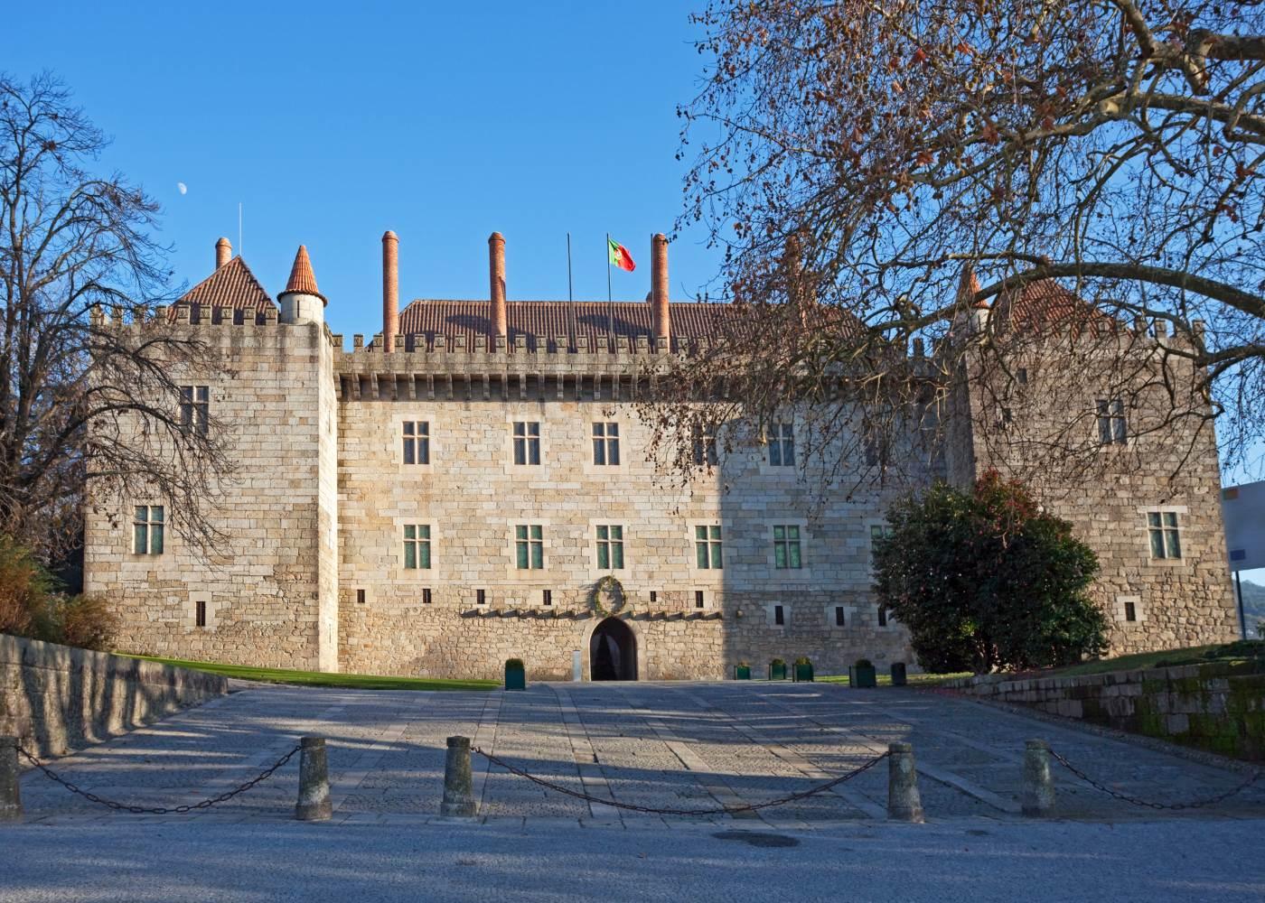 Paço dos Duques de Guimarães