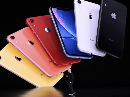 Novos iphones da Apple