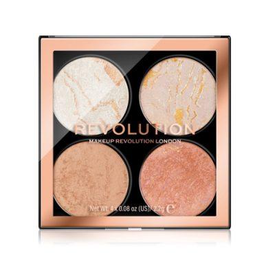 Paleta de rosto Make-Up Revolution