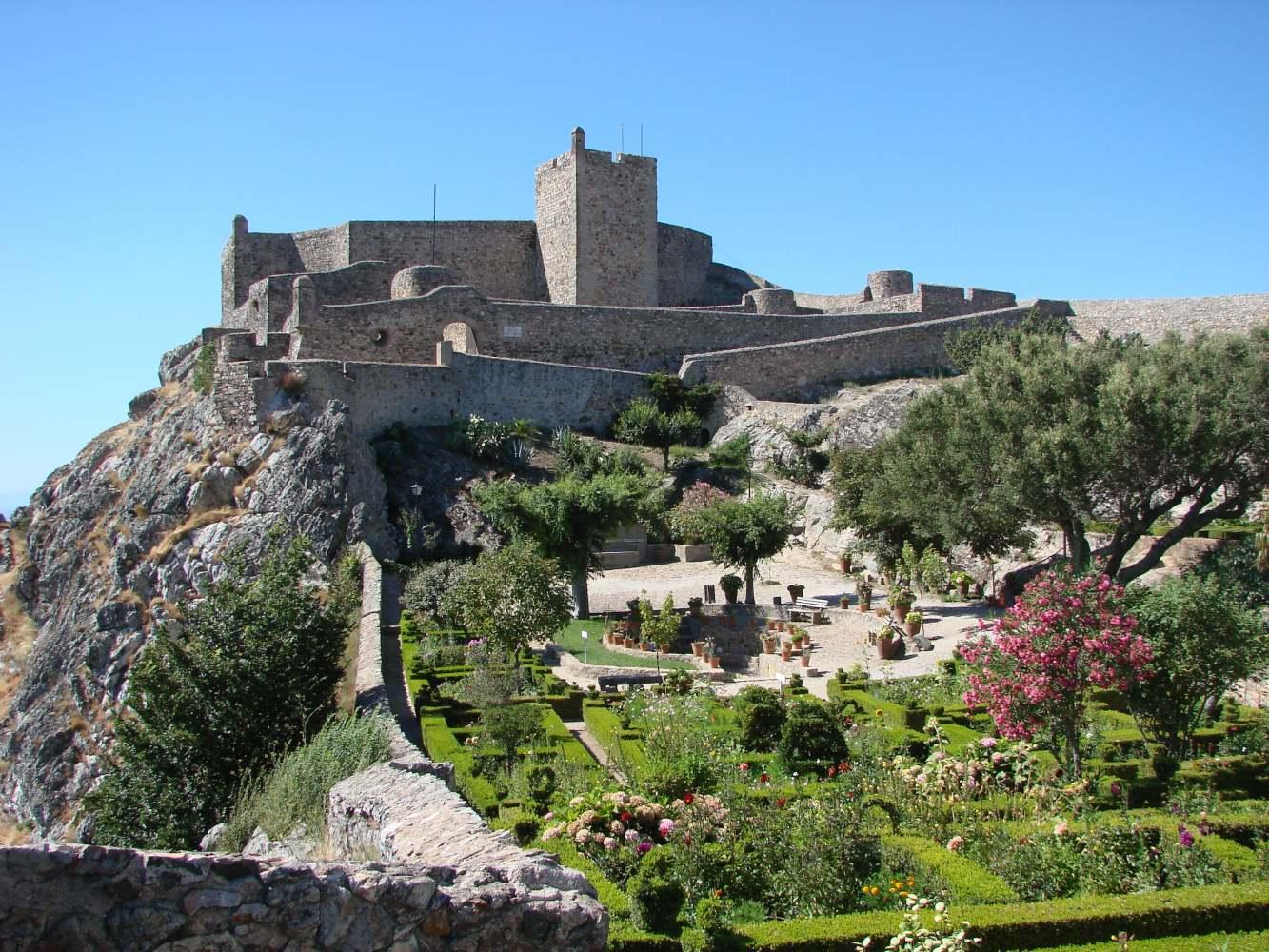 Castelo da vila de Marvão