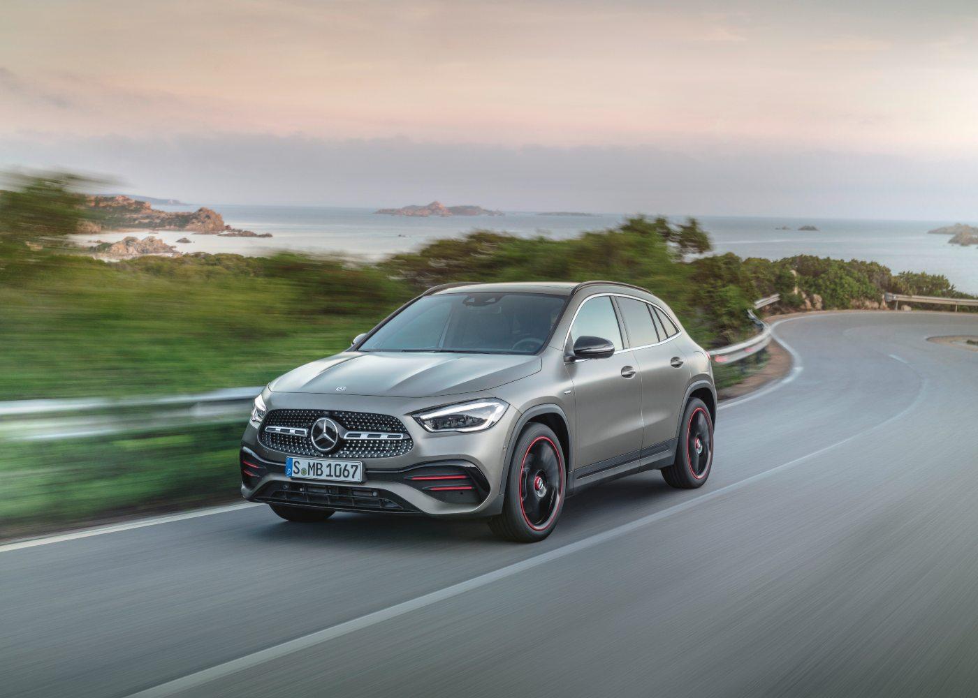 Novo Mercedes GLA