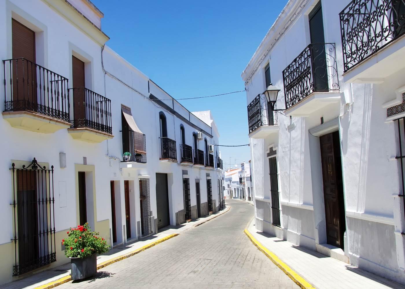 Ruas de Olivença