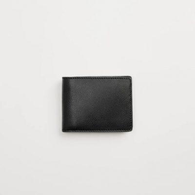 porta moedas preto