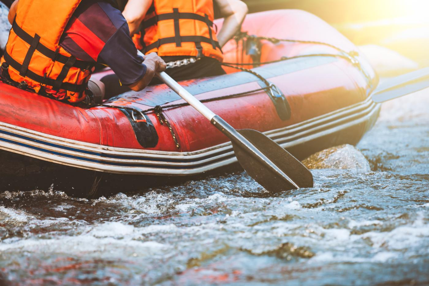 Rafting em Mondim de Basto