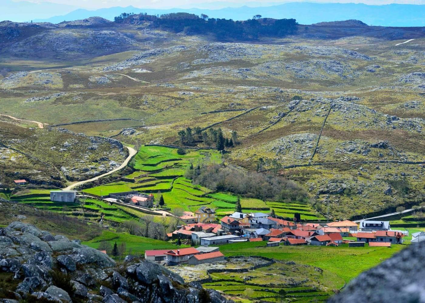Vista da Serra da Freita