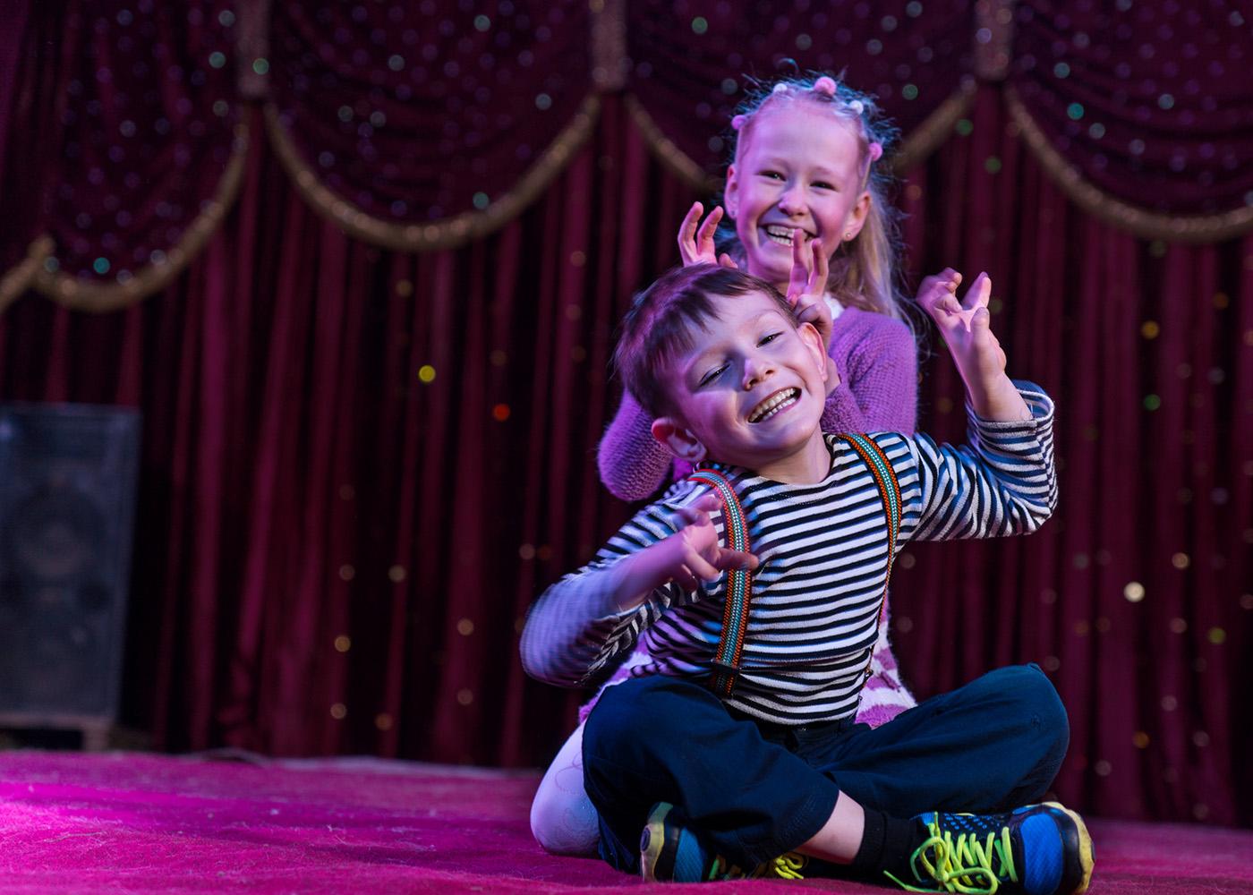 teatro crianças