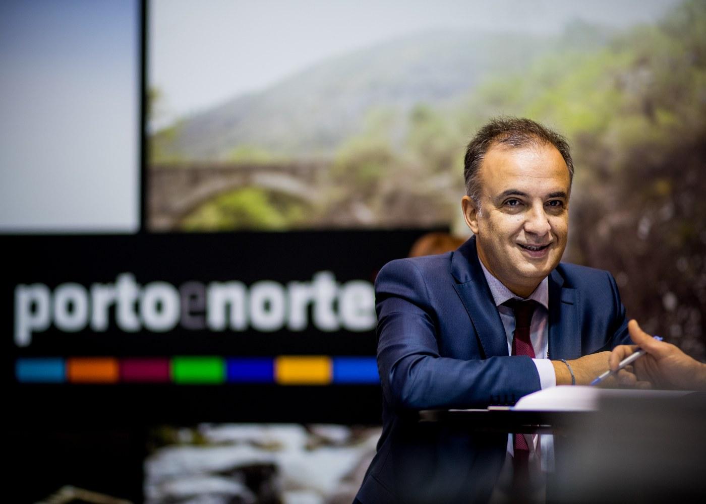 Presidente do Turismo do Porto e Norte