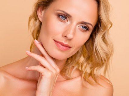 Produtos de vitamina c ajudam a uma pele de sonho