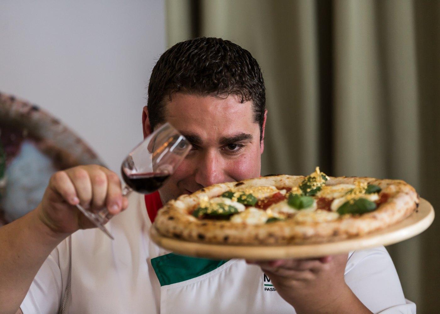 Novo restaurante de Antonio Mezzero