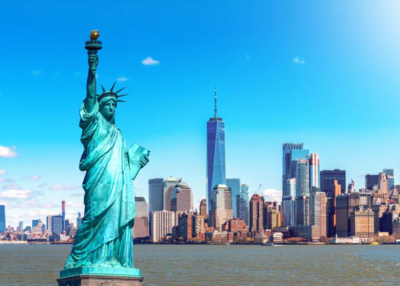 Nova Iorque é um dos destinos para 2020