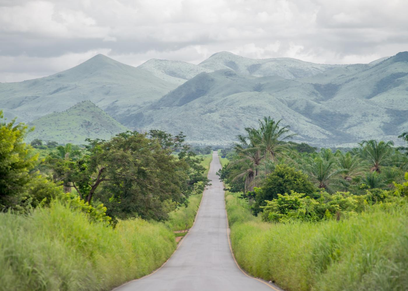 Estrada do Huambo