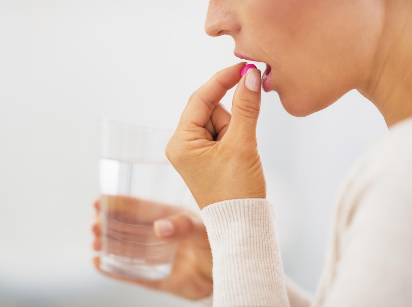 moderação na toma de antibióticos