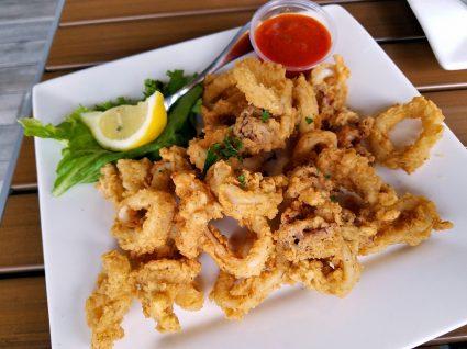 prato de calamares