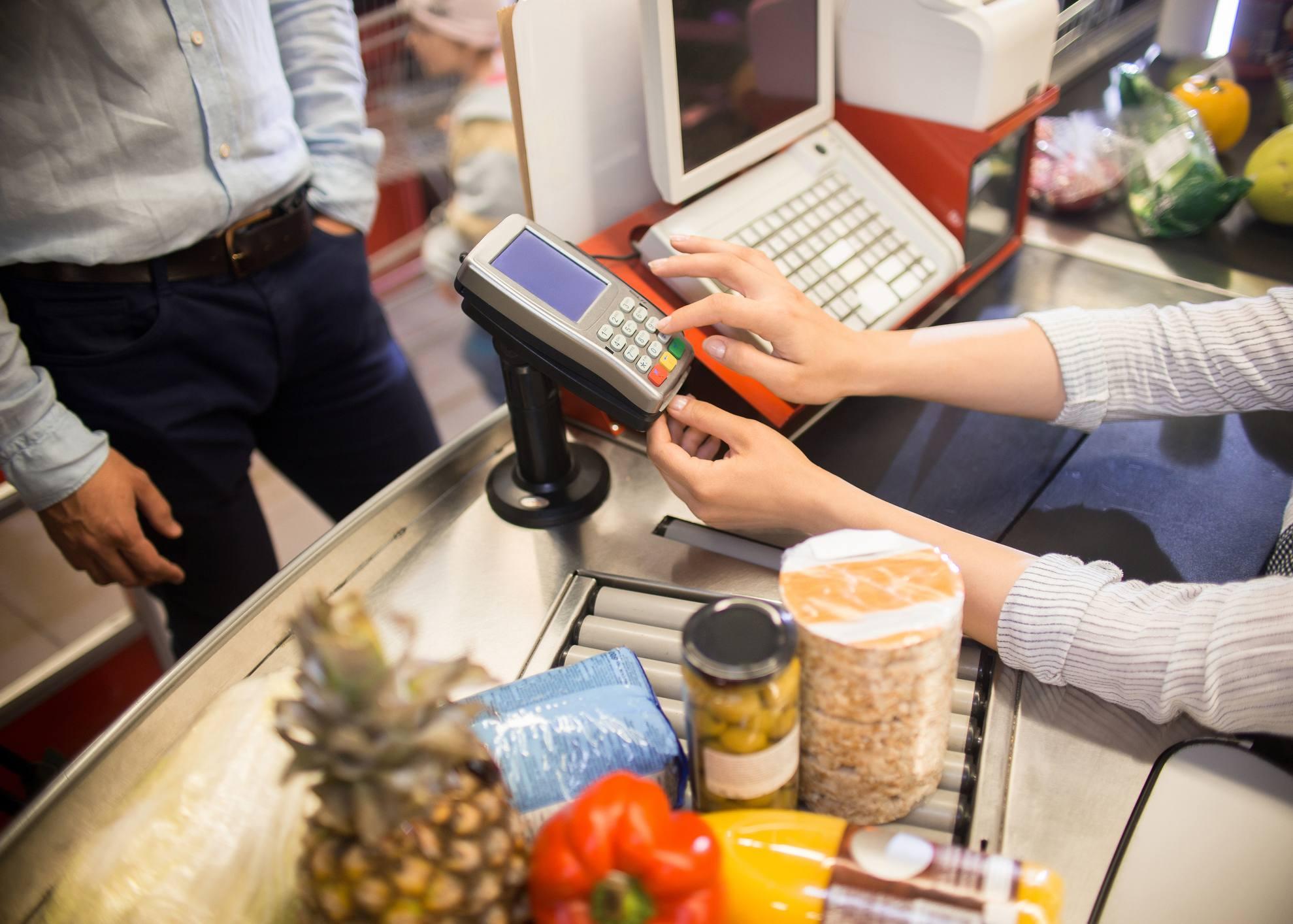 terminal de pagamento automático