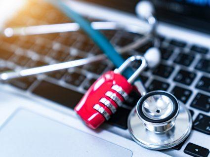 dados de saúde de utentes informatizados