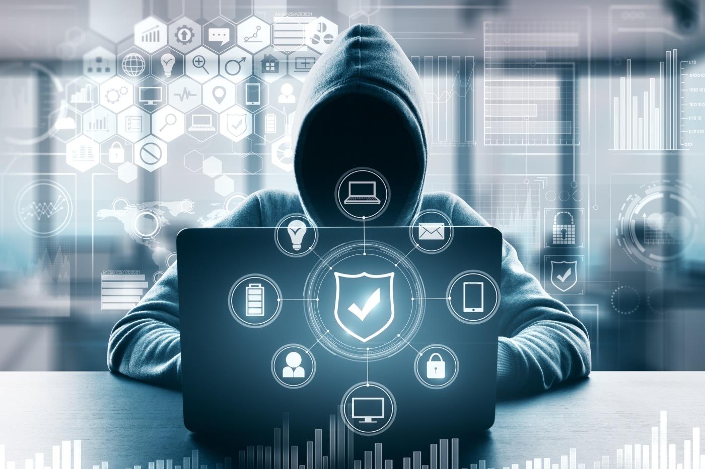 pirataria e roubo de dados