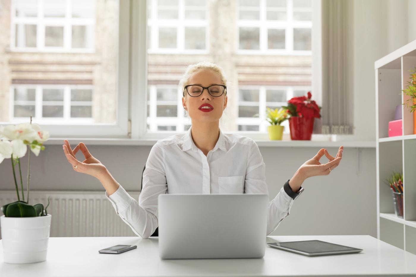 ser mais produtivo com menos tecnologia