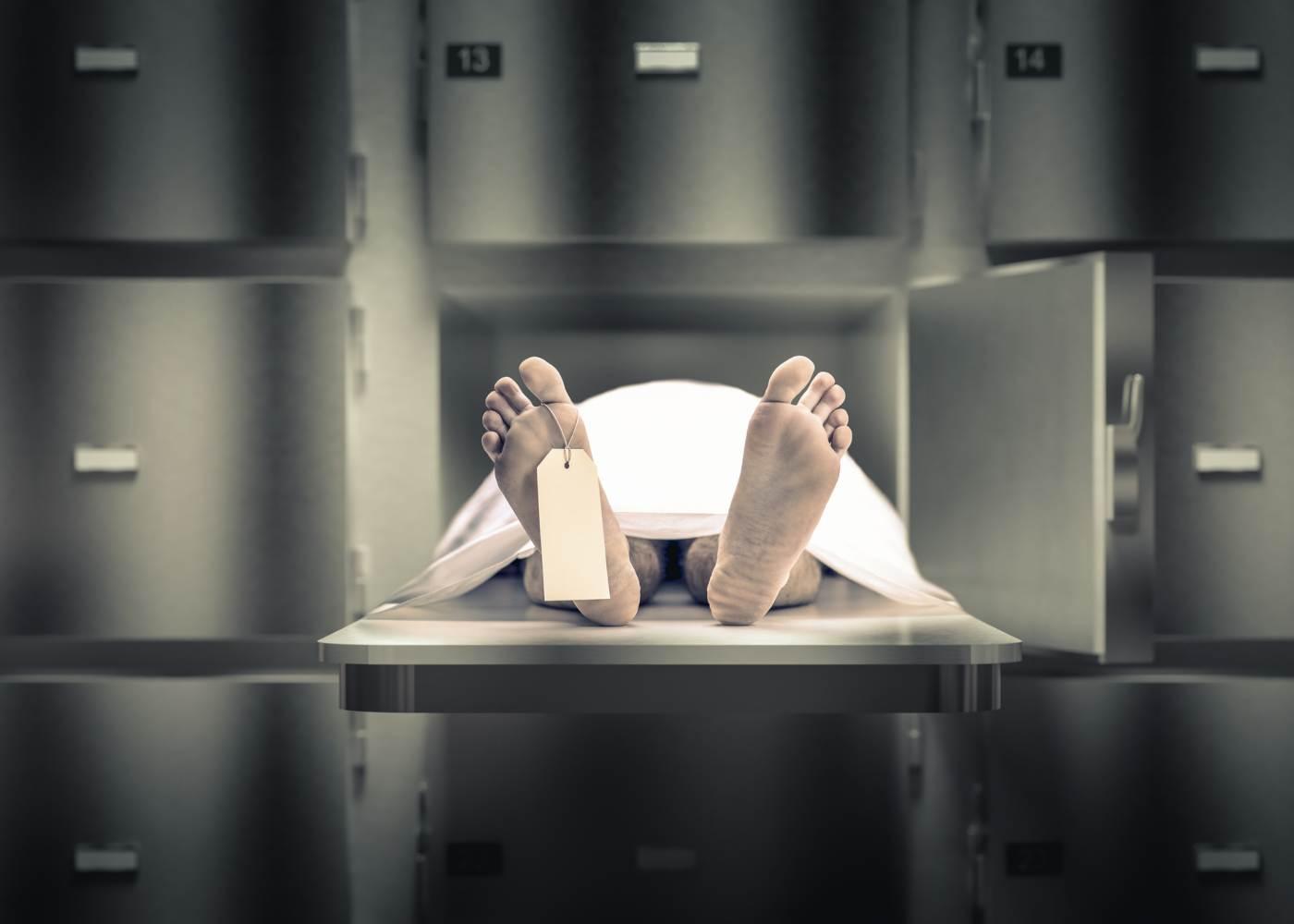Decisão de doar o corpo à ciência