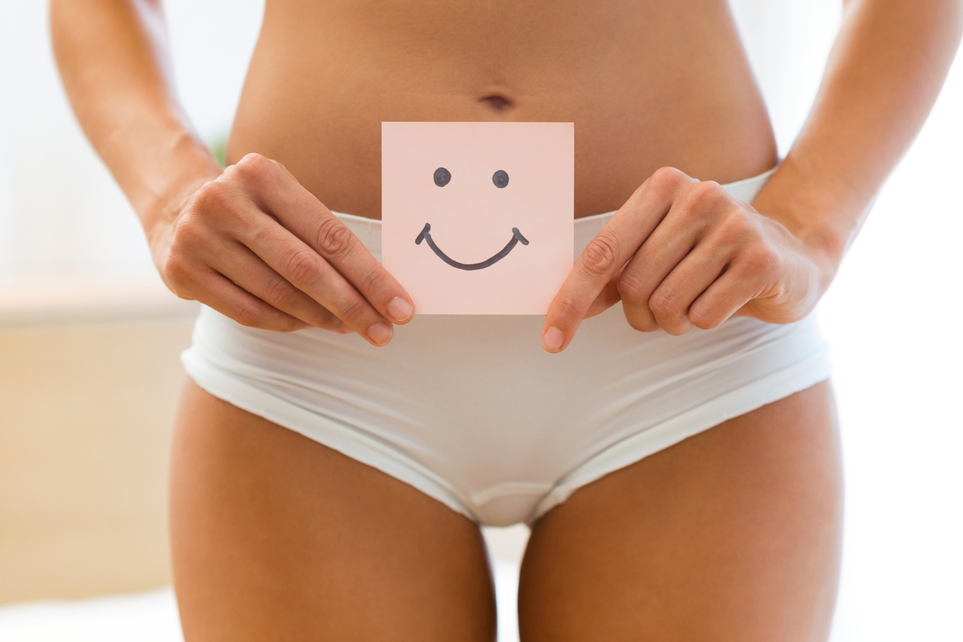 tratar a higiene íntima feminina
