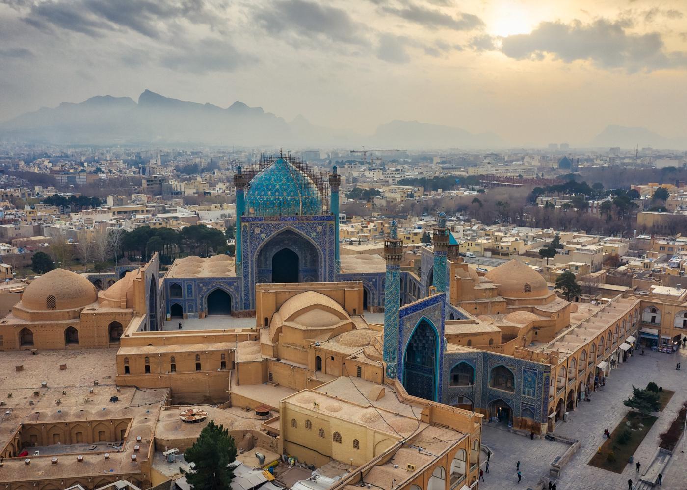 Cidade no Irão