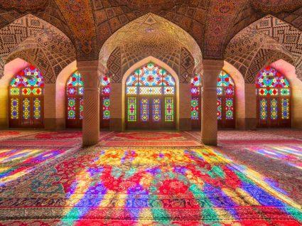 Mesquita no Irão
