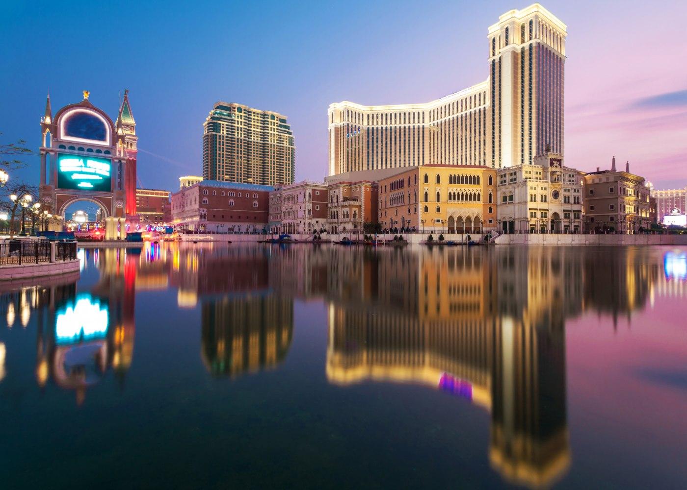 Casinos em Macau