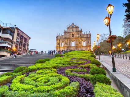 Igresja de São Paulo em Macau