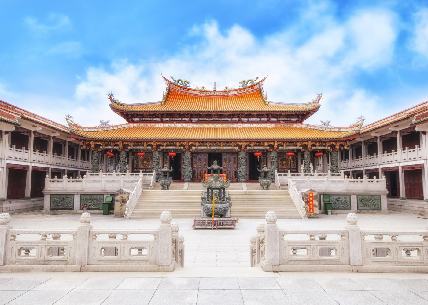 Templo em Macau