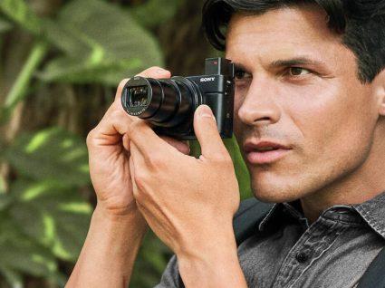 Nova câmara Sony: funções pro num formato compacto