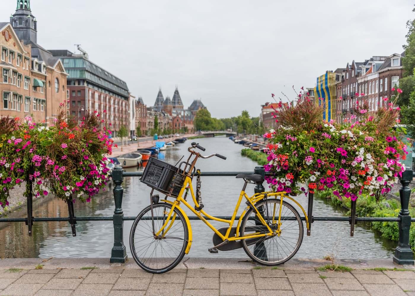 Amesterdão nos Países Baixos