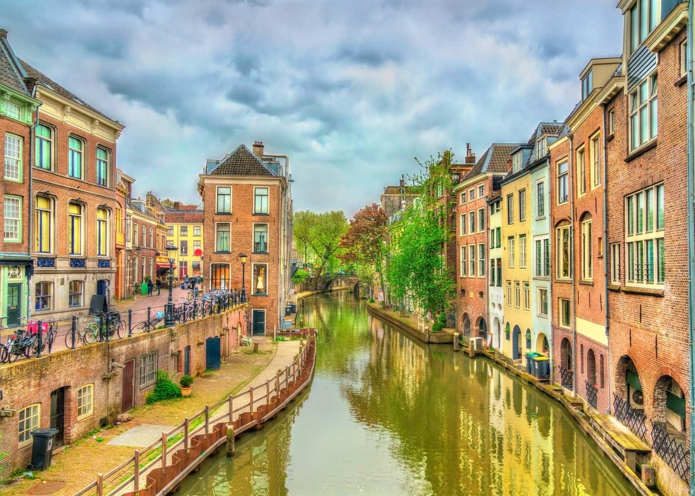 Canais de Utrecht
