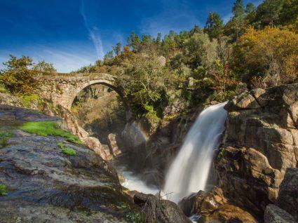 Ponte do diabo em Montalegre