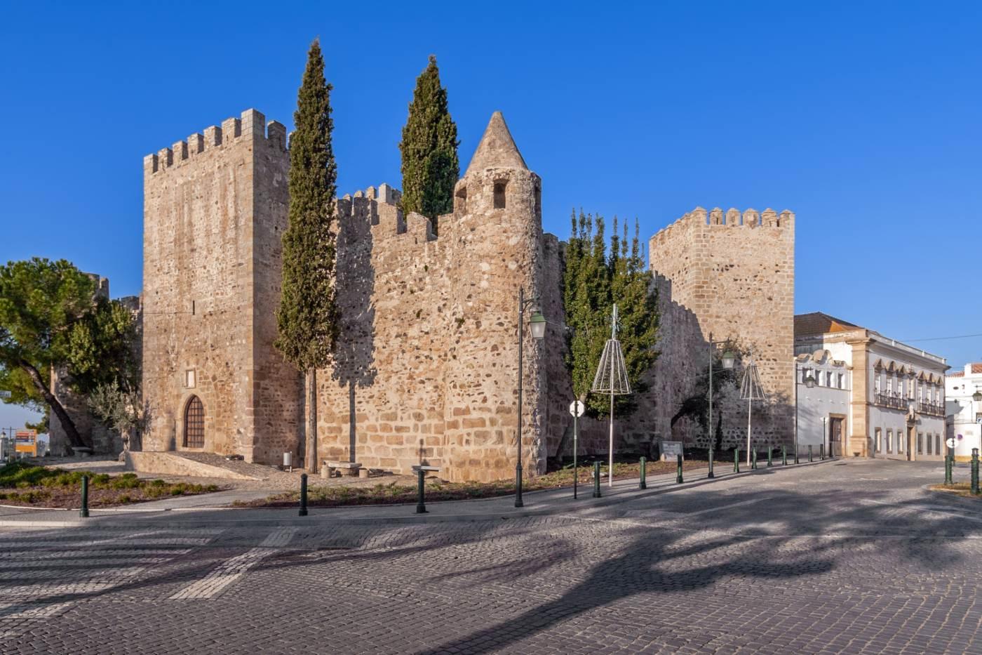 Castelo de Alter do Chão em Portalegre