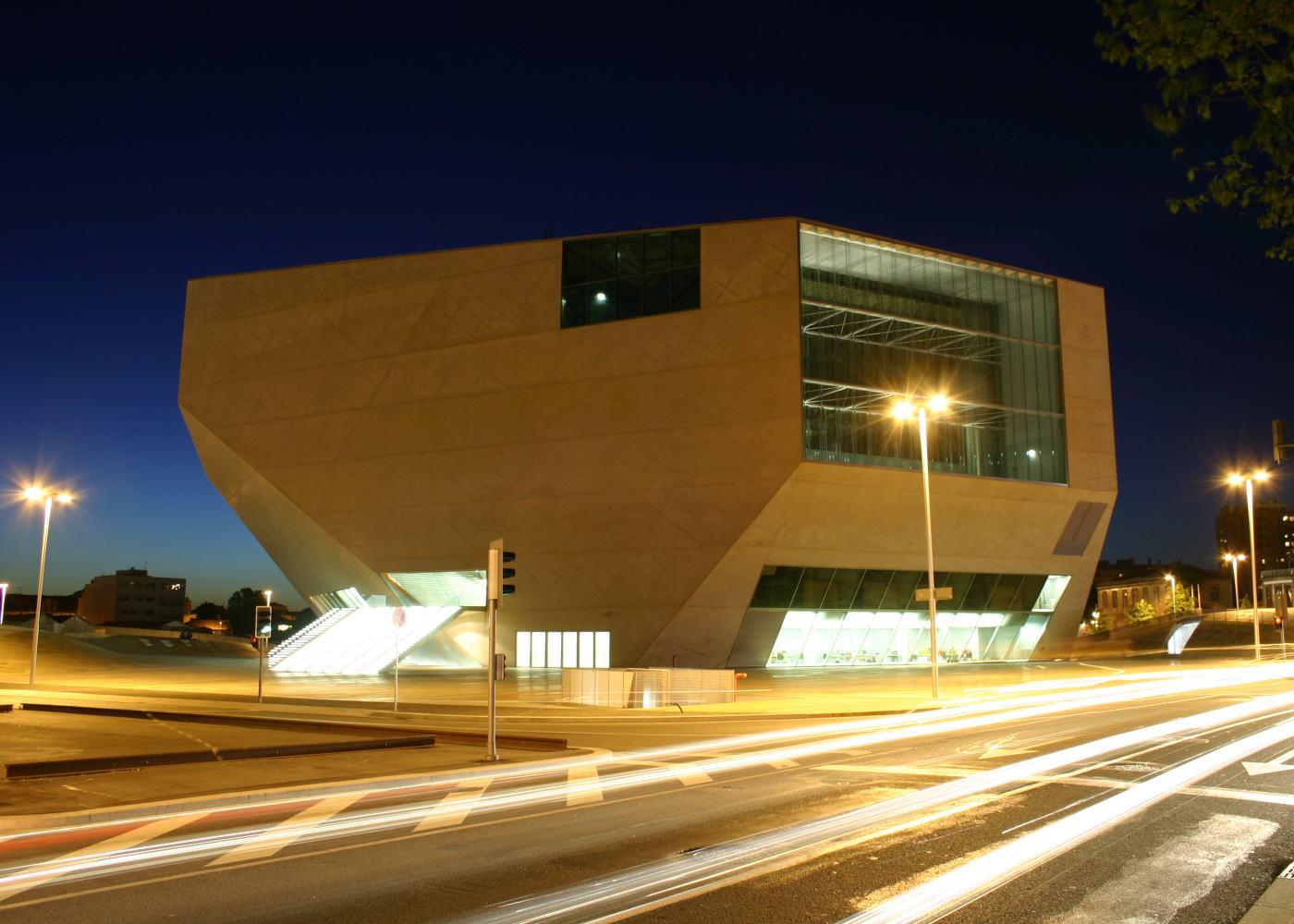 Casa da Música a visitar no Porto