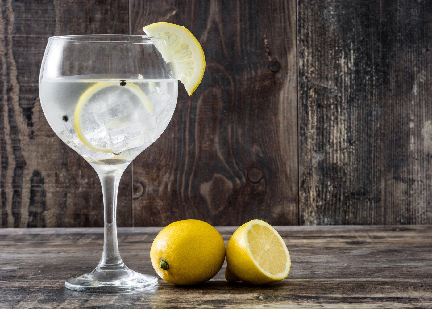 Gin português do douro
