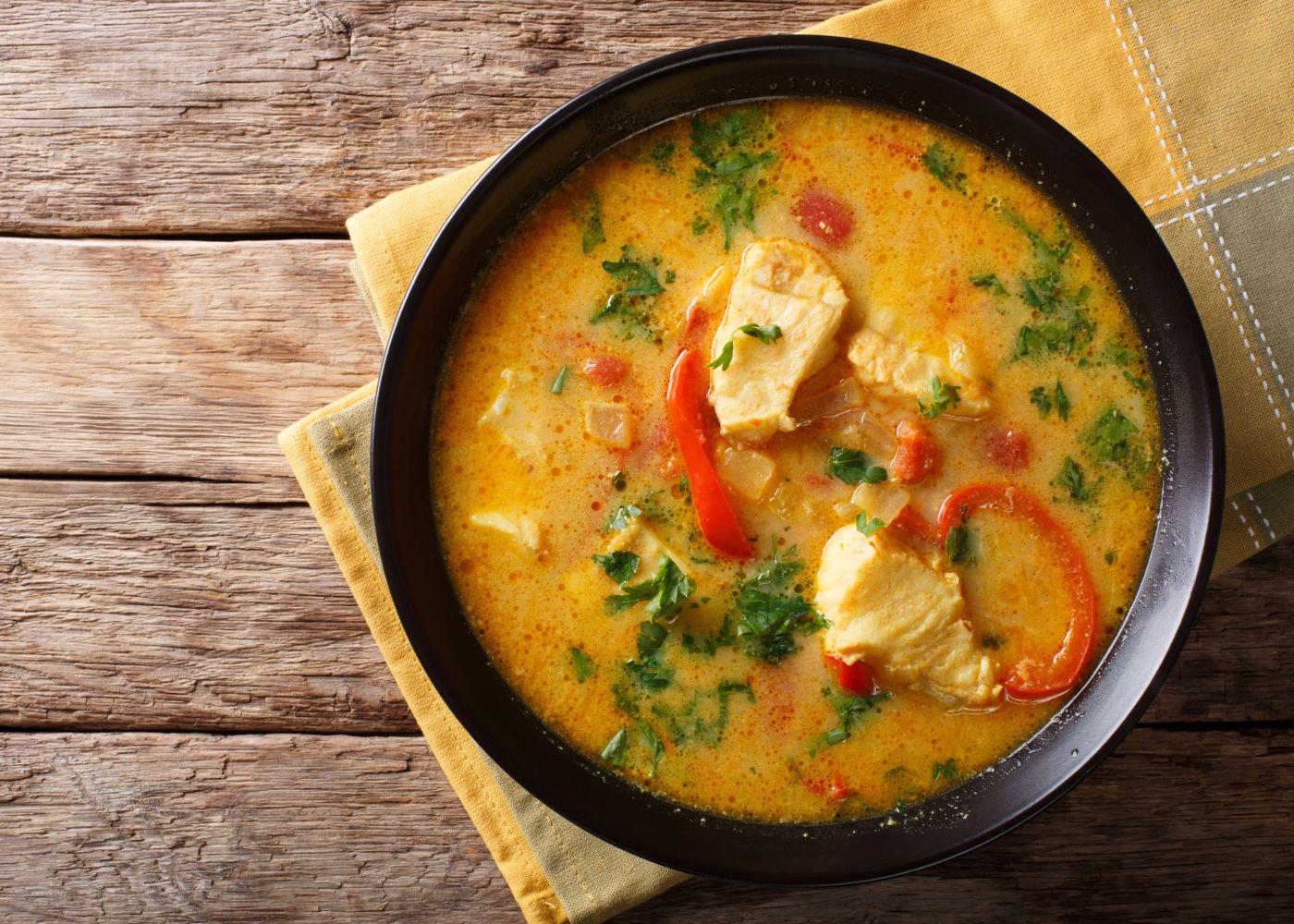 prato bacalhau à espanhola