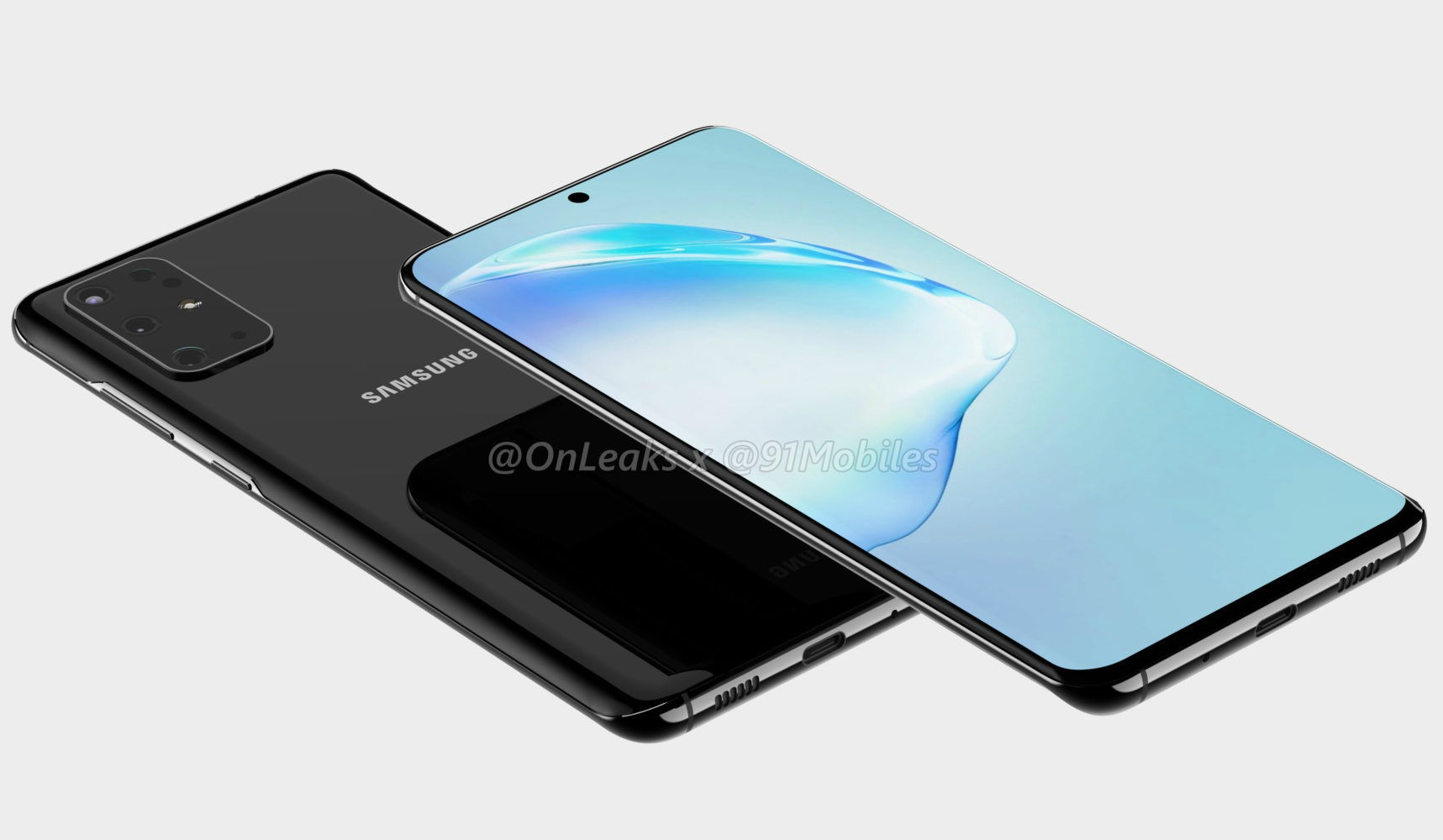 render do galaxy s11