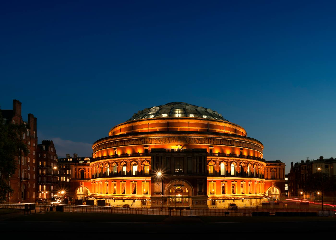 Roteiro de Londres com o Royal Albert Hall