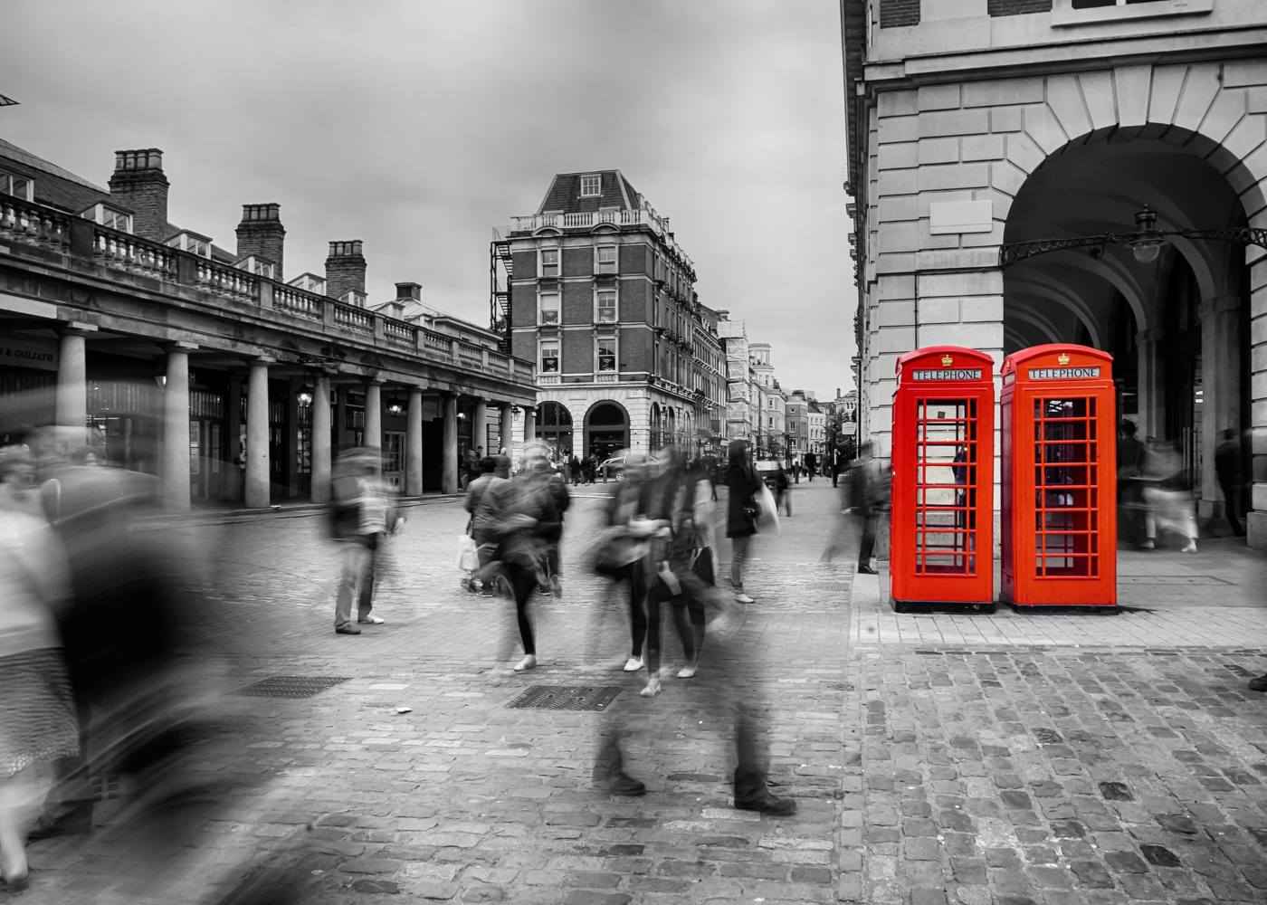 Covent Garden de Londres