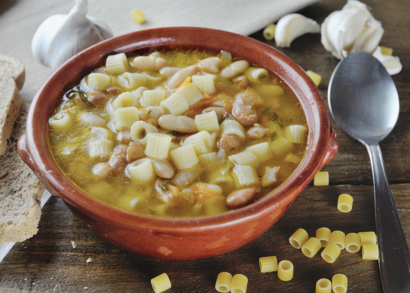 Sopa de entulho à portuguesa