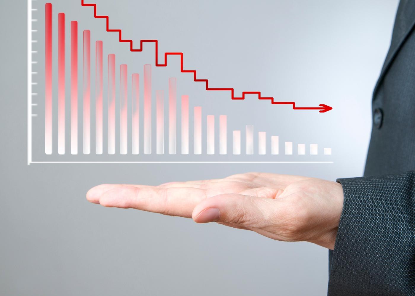 grafico financeiro