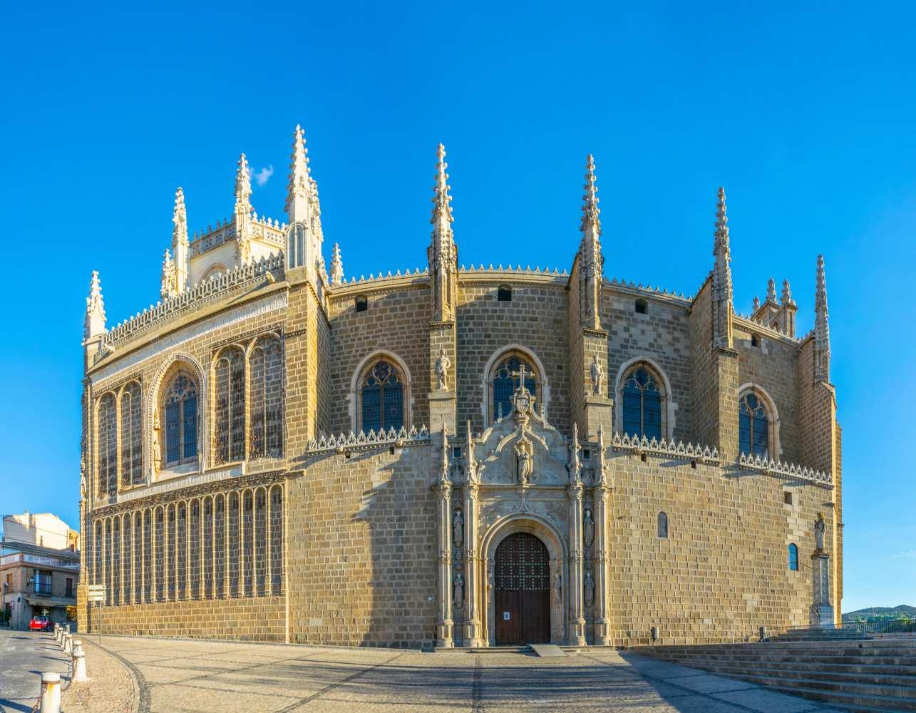 Mosteiro jesuíta em Toledo